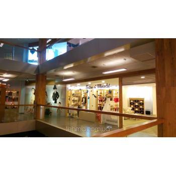 Изготовление объемных букв и оклейка пленки для магазина Tartine et Chocolat в галерее Сады Победы&n..