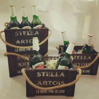 Изготовление подарочных ящиков для бутылок  САН ИнБев Украина