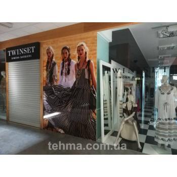 Оформление витрины для Twin-Set в галерее Сады ПобедыВитрина – это не только лицо магазина, но и фак..