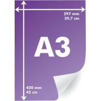Печать на А3