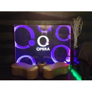 Акрил прозрачный 10 мм. 2х2 м. ,фрезеровка логотипа с покрытием пескоструйной плёнкойобъёмный светов..
