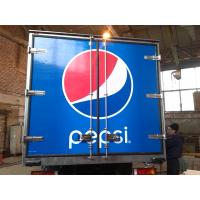 Изготовление брендовой рекламы на авто для Pepsi