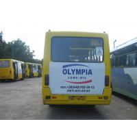"Реклама на маршрутке для ""Олимпия"""