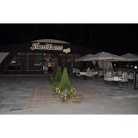 Лайтбокс сложной формы для SheriDan`s cafe