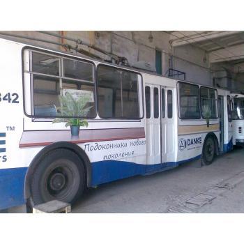 Троллейбус 4..