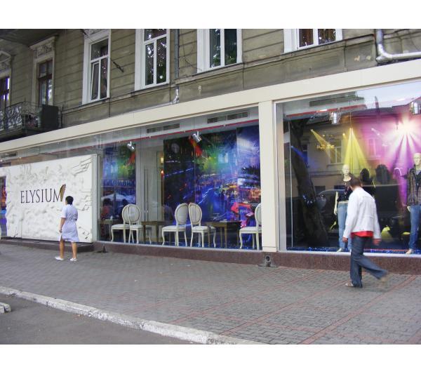 Яркие витрины для наших клиентов