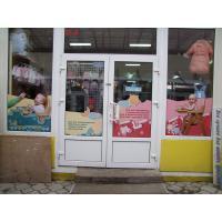 Витрины для детского магазина