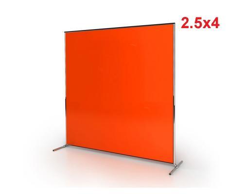 Стенд Пресс Волл (Brand Wall) 2,5x4м