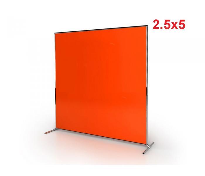 Стенд Пресс Волл (Brand Wall) 2,5x5м