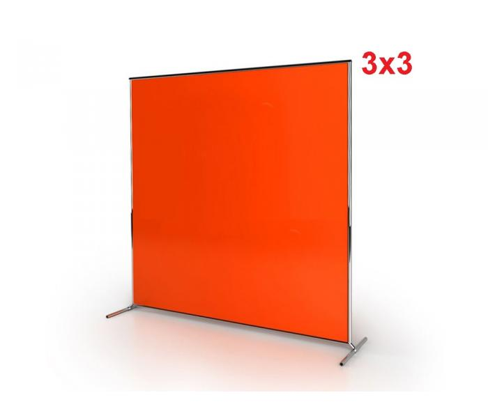 Стенд Пресс Волл (Brand Wall) 3x3м