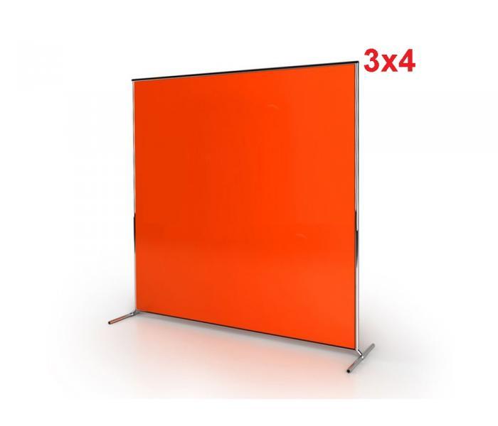 Стенд Пресс Волл (Brand Wall) 3x4м