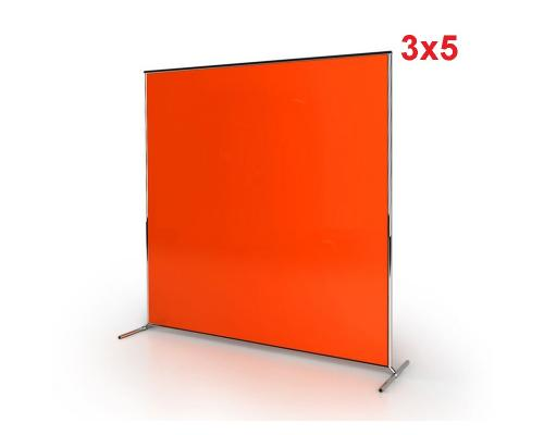 Стенд Пресс Волл (Brand Wall) 3x5м